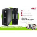 Ups Apc Br1200g 1200v Back-up 8 Tomas Tribunales Envio S/c