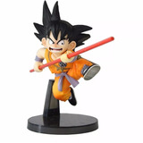 Goku C/ Baculo Banpresto Dragon Ball Z En Caja