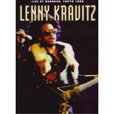Lenny Kravitz Live At Budokan In Tokyo Concierto Dvd