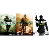 Call Of Duty Modern Warfare Trilogy Xbox 360 / Xbox One