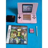 Nintendo Ds Fat Color Rosa, Buen Estado .