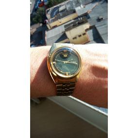 380ab602532 Relogio Seiko Dourado Automatico Anos 70 80
