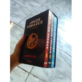 Box Jogos Vorazes- A Trilogia