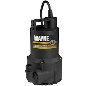 Wayne Rup160 Bomba De Agua 6.1 Hp Oil Free Sumergible Multiu