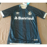 db09534d44 Camisa Grêmio Azul Marinho - Camisa Grêmio Masculina no Mercado ...