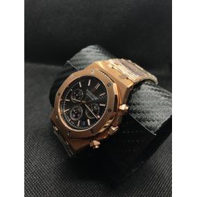 92dd2ae26e2 Audemars Piquet Royal Oak Skeleton De Luxo Rolex - Relógio Masculino ...