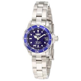 Invicta 9177 Watch Pro Diver Collection, Silver-tone