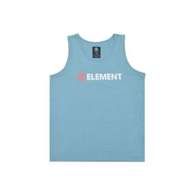 Azul Camiseta Original Element Tam - Camisetas Regatas para ... 1738de769c4