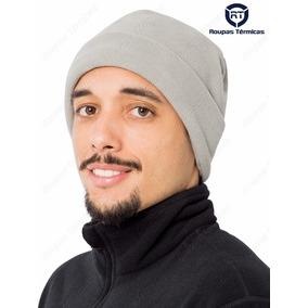 Touca Gorro Fleece Térmico Para O Frio Extremo Respirável Uv 78b4ee9d812