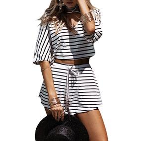 Pantalon De Mujer Moda Con Raya - Pantalones y Jeans en Mercado ... 0f87669092ba