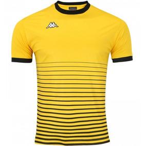 7892446627 Camiseta Kappa Preta - Camisetas Manga Curta para Masculino no ...