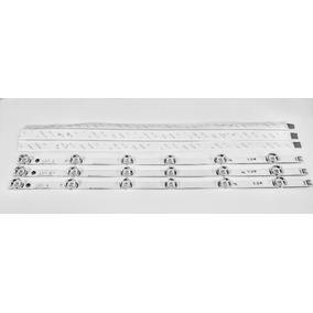 Kit Barras Led Lg 32lf550 32lf550b - Novo E Original Lg