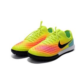 Magista Verde Limao - Chuteiras Nike no Mercado Livre Brasil 023848148e1ca