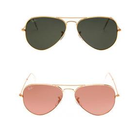 5928ae8da6207 Óculos De Sol Ray-Ban Aviator no Mercado Livre Brasil