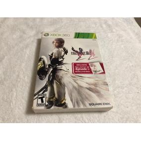 Final Fantasy Xiii-2 - Lacrado - Com Livro Episode 1 Novella