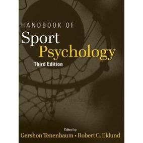 Handbook Of Sport Psychology - 3rd Ed