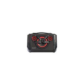 Caixa Amplificada Portátil Amvox Aca 110 Black Bluetooth