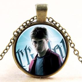 Harry Potter Ii Retrato Colar Pingente Vintage Pronta Entreg