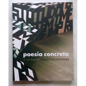 Livro Poesia Concreta Audio Cd