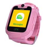 Reloj Smart Niño Gps 3g Rastreo Cam Antipanico Tecnofast