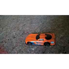 Carrinho Hot Whells Dodge Viper Gts-r
