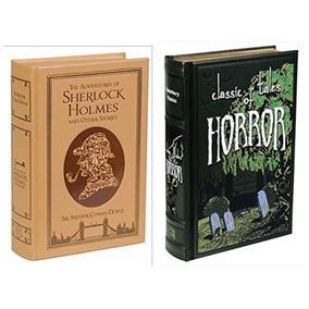 Livro Sherlock Holmes + Contos Clássicos De Terror - Inglês