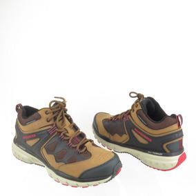 a7d1bb1c86 Tênis Cano Alto Skechers Geotrek Sequencer Trilha Caminhada. R  299