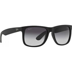 30ba7671a1afc Óculos De Sol Rayban Rb4165 Justin 601 8g 54 16 3n - Óculos no ...