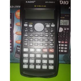 Calculadora Cientifica Kadio Kd-350ms-2