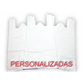 500 Bolsas Camiseta Gde Económicas Personalizadas Difratex 1122dd63a5d98
