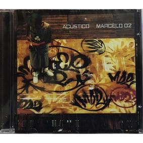 cd completo de marcelo d2 acustico mtv