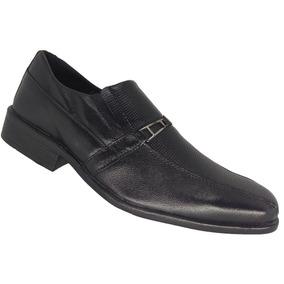 2c64e1477 Sapato Social Masculino Em Couro Br2 Footwear 20032-0001