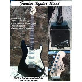 Guitarra Fender+amplif+paral+forro