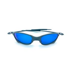20aa8e156 Oakley Juliet Lente Azul De Sol - Óculos De Sol Oakley no Mercado ...