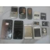 Lote De Celulares E Smartphones(lg K10 Já Foi Vendido)
