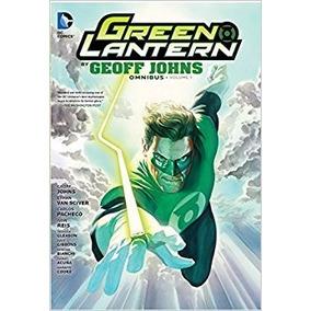 Hq - Green Lantern By Geoff Johns Omnibus Vol. 1, 2 E 3