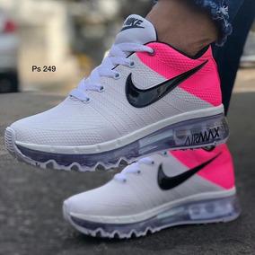f7ac29f289f Zapatos Nike Air Ultra Moire - Zapatos Deportivos de Mujer Rojo en ...