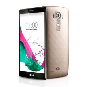 Celular Lg G4 H818p Tela 5.5 Dual Chip 32gb Dourado Original