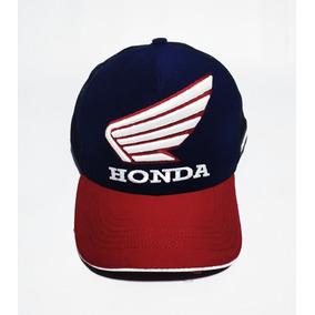Boné Honda Crf Aba Curva C  Regulagem 18125b6592d