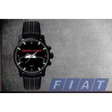 1055ef8cf30 Relógio De Pulso Personalizado Fiat Oggi Cs Classico Red