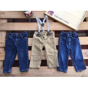4bb6cb95e Ropa De Bebe Varon Carters Usada - Pantalones, Usado para Bebé en ...