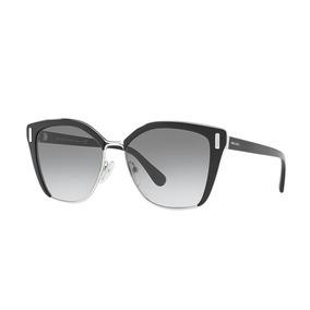 e74d9b423ae97 Oculos Prada Quadrado Preto - Óculos no Mercado Livre Brasil