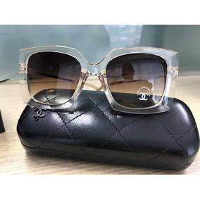 058ec1b55ef6c Oculo De Sol Replica Perfeita Chanel - Óculos no Mercado Livre Brasil