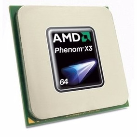 Processador Amd Phenom X3 8400 - Hd8400wcj3bgd Am2+