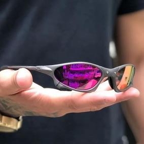 Oakley Penny Rosa Juliet - Óculos De Sol no Mercado Livre Brasil 1430a0a730