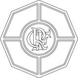 Vetor De Corte Petisqueira Flamengo, Cnc Router, Laser