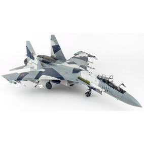 Avión Su-35 Flanker E Kitty Hawk 1/48