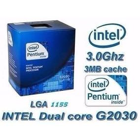 Procesador Intel Pentium G2030 3 Ghz 3 Mb Cache Socket 1155