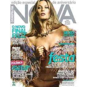 Revista Nova -2013 - Gisele Bundchen - Henri Castelli