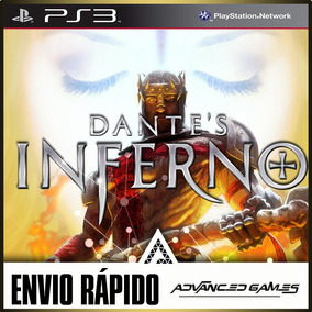 Dantes Inferno - Jogos Ps3 Psn Digital Envio Rapido